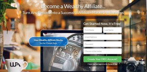 wealthy affiliate main